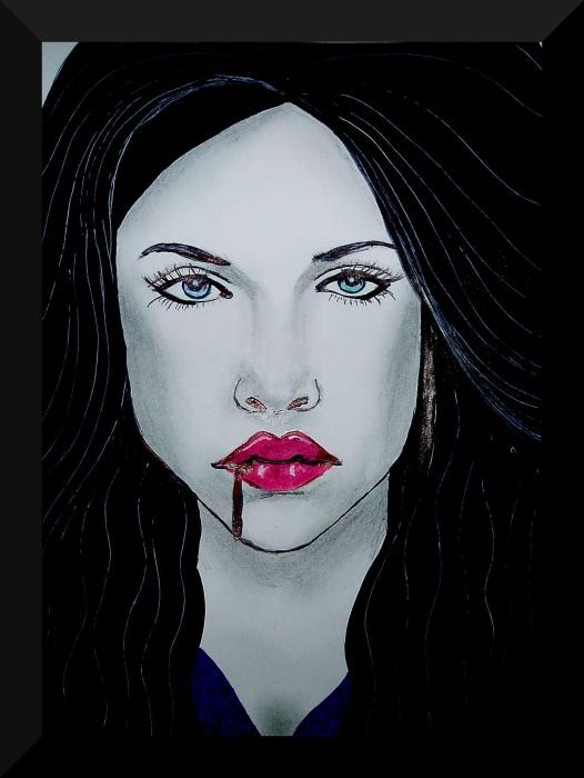 Megan Fox by jessie123